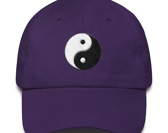Yin Yang Cotton Cap