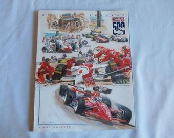 Indy 500 1994 Official Souvenir Program