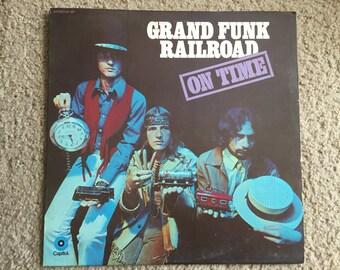 Grand Funk Railroad - On Time album