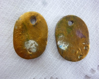2 PIECES FOR EARRINGS JEWELRY CREATION...