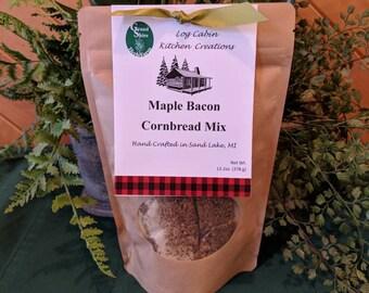 Maple Bacon Cornbread Mix