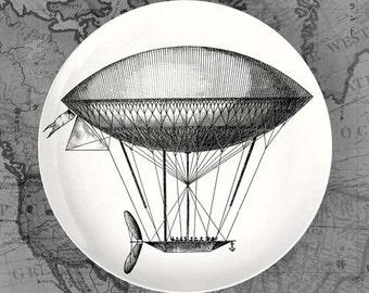 Balloon no. 4 plate
