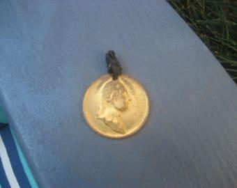 Mount Vernon Home of George Washington Coin / Pendant Souvenir
