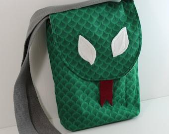 Snake  Messenger Bag for Children