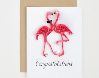 wedding congrats card -congratulations on your wedding card - wedding wishes card -wedding congratulations card -wedding greeting cards