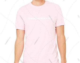"""Unisex - Premium Retail Fit """"On Wednesdays We Wear Pink"""" Fashion Crew-neck Tee, T-Shirt (S,M, L, XL, 2XL, 3XL+)"""