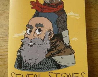 Seven Stones comic