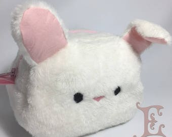 Bunny Pouch - Plushy Bunny Pouch with folding ears