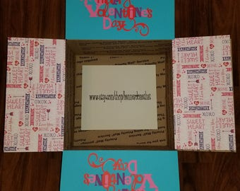 Happy Valentine's Day Care Package - Military Care Package/Missionary Care Package/Holiday Care Package/Valentine's Day Care Package