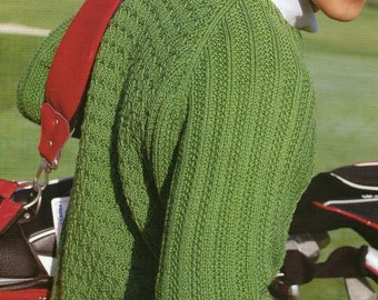 Golf Sweater
