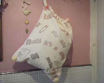 New Baby Tidy - Laundry Bag.