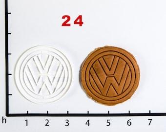 Volkswagen Cookie Cutter Volkswagen birthday Volkswagen party Volkswagen Baby Volkswagen Fabric Volkswagen Shoe Volkswagen Shirt 3D Print 24