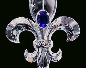 Style # 13236 Men's Scepter - Silver