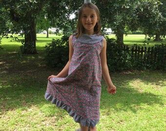 Cottage Mama A-Line dress