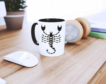 Scorpio Vinyl Decal | Horoscopes | Zodiac Signs | Astrology | Laptop Decal | YETI Decal | Car Decal | Coffee Mug Decal