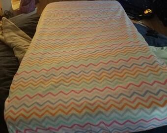 Custom crib sheets