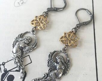 Goddess Earrings