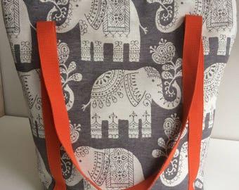 Handmade - Tote Bag/Shopping Bag/Book Bag/Shoulder Bag