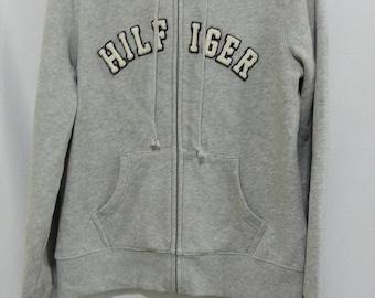 Vintage 90s Tommy Hilfiger Sweatshirt Hoodie jumper size M