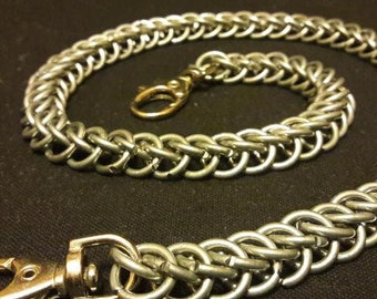 Chainmail ring/wallet chain half persian 1-3