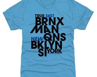New York Shirt | Destinations & New York | Men's Premium T Shirt | New York Boroughs