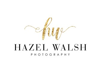 Gold Logo Glitter Logo Calligraphy Logo Photography Logo Lash Logo Branding Package Photography Watermark Blog Logo Marketing Kit Beauty