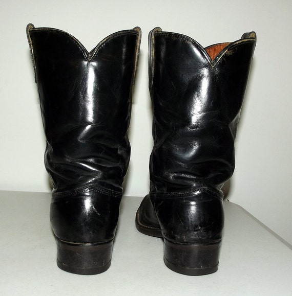 10 Rockabilly womens style 5 vintage western size size D Boots or 8 Cowboy qwAqc4vB