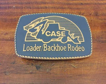 Case Loader/Backhoe Rodeo