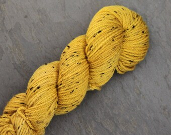 Turmeric- Yarning Tweeding - Aran Weight