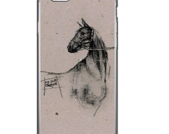 """iPhone Case cover """"Horse"""""""
