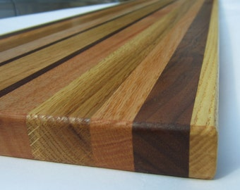 Strip-Style Table Top or Shelf