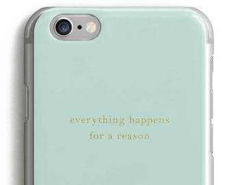 cute quote iphone 6 case