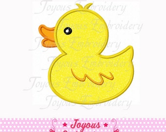 Instant Download Duck Applique Embroidery Design NO:1576