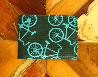 Bikes ) Bifold Wallet
