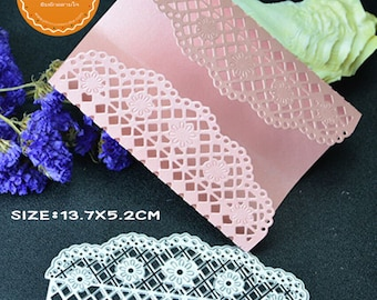 Metal cutting dies for scrapbooking embossing folder card making and etc.