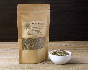 Relaxing Sleepy Time Blend / Anti-Anxiety / Calming / De-Stress Tea / Organic / Loose Leaf