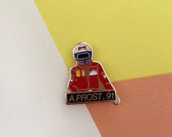 Formula 1 badges