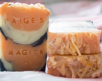 Liquorice Allsorts  Handmade Soap