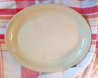 Mid-century Syracuse China Platter