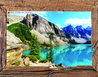 Lake Louise Instant Download Card