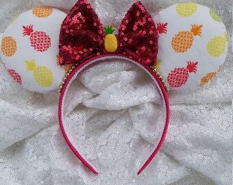 Pineapple ears, Dole Whip inspired