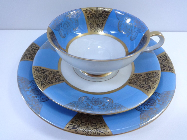 Tea Set Teacup Set Porcelain Tea Set Wedding Shower Gift