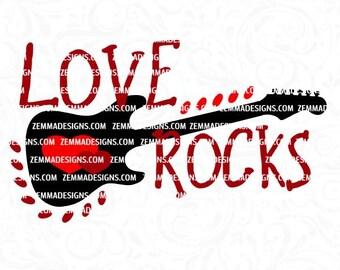 boy Valentine svg, Guitar svg, Valentine svg files, Valentine boy svg, Valentine dxf, Valentine clip art, boy svg files, Valentine cut file