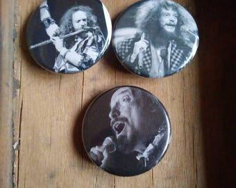 Jethro Tull Pins
