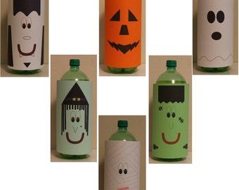 Halloween Bowling Digital Download
