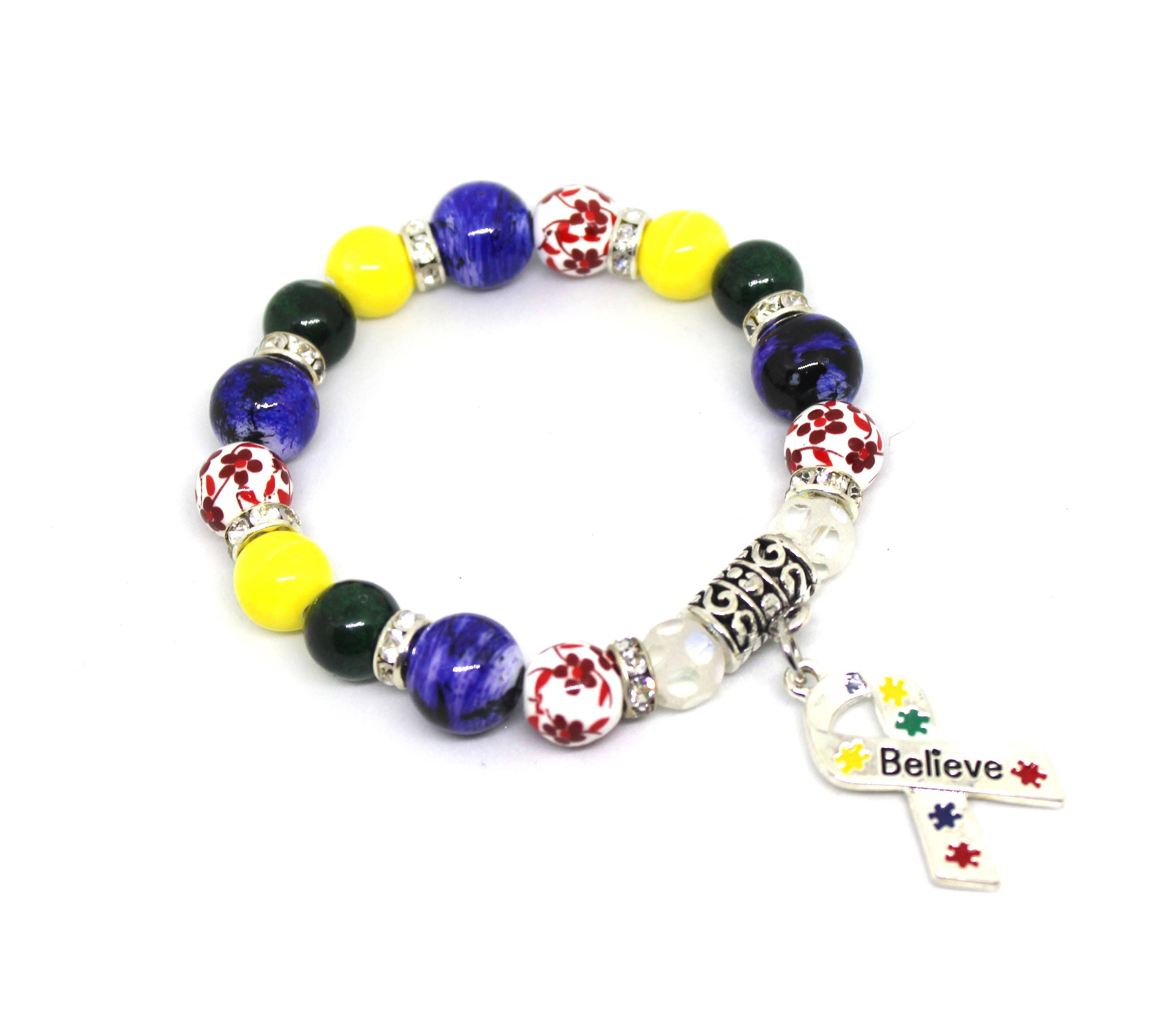 p bracelet charity asp awareness autism adhd