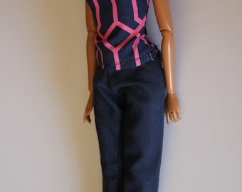 Outfit for 11.5 inch dolls like barbie