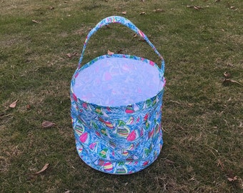 Monogrammed easter basket personalized easter bucket star monogrammed easter basket personalized easter bucket sails basket top seller beach tote sand bucket negle Choice Image