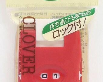 New!! Clover knitting counter kacha kacha made in Japan