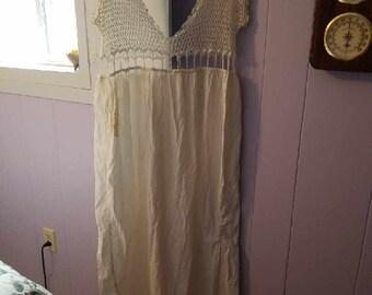 1900's Ladies Night gown